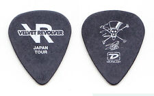 Velvet Revolver Slash Signature Black Guitar Pick - 2005 Japan Tour GNR