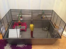 LARGE WIRE HAMSTER HOME 7104251 FROM PETS AT HOME 30x38x59 EAST LONDON