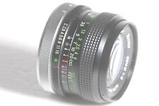 Vivitar 28mm f/2 MC Wide Angle Camera Lens For Canon FD SN 22834547 *AS-IS*