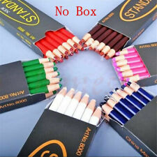6pcs China Markers Peel Off Chinagraph Grease Wax Pencil For Metal Glass Fabric