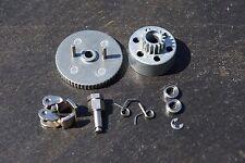 Kupplung /& Schwungrad für .21 1//8 RC Nitro Buggy Auto 14T Legierung Schuhe Lager