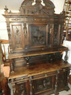 18th Century Russian Elaborately Carved Sideboard
