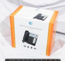 Vtech Communications Inc Black 2 Line Speaker Phone tthc