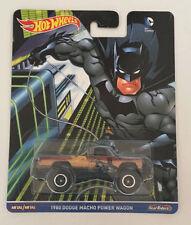 Batman Dodge Diecast Vehicles