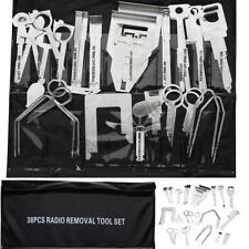 38X Removal Keys Tool Kit universal Car CD Radio Stereo Release Head Unit NEW
