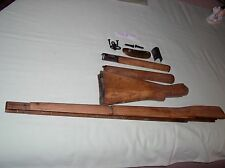 SMLE Lee Enfield No. 4 MK I & II 303 British Rifle Stock with Hardware Gun Parts