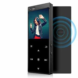 32Gb MP3 Music Player with Bluetooth 4.2, FM Radio, Touch Screen, HD Speaker