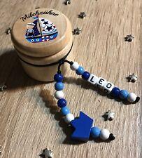 Milchzahndose ZahndoseMädchen / Schiff / maritim mit Name für Junge und Mädchen