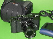 Fujifilm FinePix X10 12.0MP Digitalkamera - Schwarz, Fujinon f7,1-28,4mm 1:2-2,8