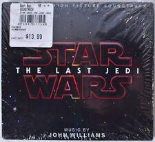 STAR WARS: THE LAST JEDI [Original Motion Picture Soundtrack] Digipak CD >NEW<
