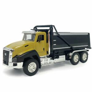 1:50 Scale Dump Truck Construction Equipment Model Diecast Engineering Vehicle