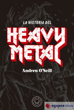 La historia del Heavy Metal. NUEVO. ENVÍO URGENTE (Librería Agapea)