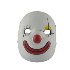 Halloween Cosplay Mask COS Anime Hatsune Funny Clown Mask