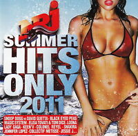 Compilation 2xCD Summer Hits Only 2011 - France (EX+/VG)