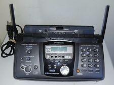 Panasonic KX-FG6550 2 LIne 5.8 Ghz Plain Paper. FAX & COPIER ONLY! NO PHONE