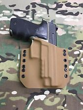 Coyote Tan Kydex SIG P226R MK25 Holster