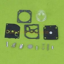 RB-100 Zama Carburetor Carb Kit Primer Bulb For STIHL HS45 FS55 FS38 BG45 MM55
