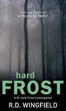 R.D.WINGFIELD ___ HARD FROST  ____ SHOP SOILED  ___ UK FREEPOST
