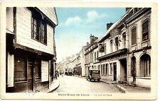 CP 02 AISNE - Notre-Dame-de-Liesse - La Rue de Laon