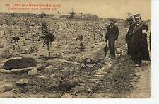 52739 CARTOLINA 1908 REGGIO CALABRIA PELLARO DOPO TERREMOTO AFTER EARTQUAKE