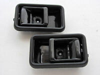 85 - 98 MAZDA BRAVO B SERIES B2200 323 FORD COURIER PAIR INTERIOR DOOR HANDLE