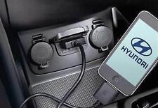 GENUINE HYUNDAI AUXILIARY IPOD INPUT MP3 CABLE I45 USB
