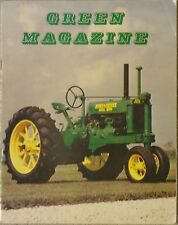 John Deere Model 101 tractor L, GREEN magazine 1989
