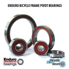 ENDURO BICYCLE FRAME PIVOT BEARINGS