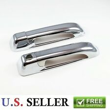 2009 2010 2011 2012 2013 2014 Dodge Ram Triple Chrome 2 Door Handle Trim Covers