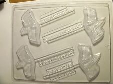 Pterodactyl Lollypop CHOCOLATE Candy MOLD Dinosaur Flying Reptile Prehistoric