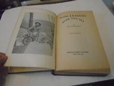 10,000 Leagues Over the Sea Author SIGNED William Robinson, 1932 boats/ships