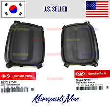 Front Fog Light Covers Blanking Trim Left + Right set 2pcs KIA SORENTO 2014-2015