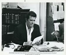 JAMES GARNER AT DESK PORTRAIT THE ROCKFORD FILES ORIGINAL 1978 NBC TV PHOTO