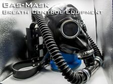 Platex Latex Rubber Gummi Gas Mask with Breathing Apparatus NEW RRP £400