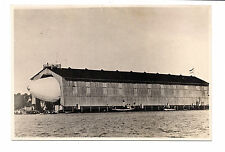 EXTREMELY RARE ANTIQUE GRAF ZEPPELIN FIRST START 2.7.1900 PHOTO