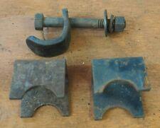 Gravely Model L Handlebar Brackets
