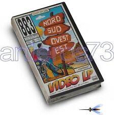 "883 MAX PEZZALI ""NORD SUD OVEST EST"" RARA VHS SIGILLATA"