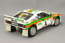 1/18 KYOSHO LANCIA 037 Rally  1985 WM Portugal Biasion Totip   ITEM: 8302E