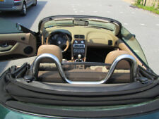 MG MGF TF Roll Bar & Frangivento 1995 a 2009 Chrome o Nero