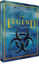 I AM LEGEND (Will Smith) Blu-ray Disc, Steelbook NEU+OVP