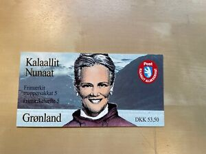 Greenland Booklet