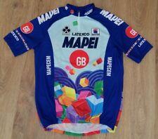 Mapei Sportful Colnago Latexco rare vintage cycling jersey size XL-XXL