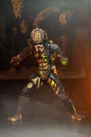 NECA Predator 2  7″ Scale Ultimate Battle-Damaged City Hunter Action Figure NEW