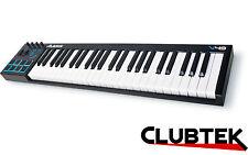 Alesis V49 49-Key USB-MIDI Keyboard Controller Sample Pads Ableton Live Lite UK