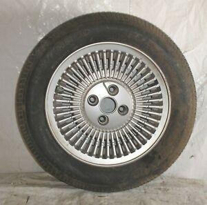 1982 Delorean DMC 12 OEM Front Wheel - Large Scratch - No Core