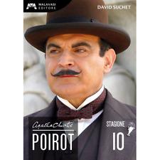 Poirot - Stagione 10 (2 Dvd)   [Dvd Nuovo]