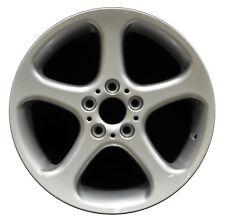 """18"""" BMW X5 01 02 03 04 05 06 Factory OEM Rim Wheel 59374 59375 SILVER"""