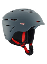 Burton Anon Men's Echo Helmet, Grey, Small
