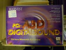 PCI A3D Digitalsound Harvest soundkarte