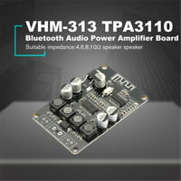 VHM-313 TPA3110 2x15W Bluetooth Audio Power Amplifier Board Bluetooth Speaker US